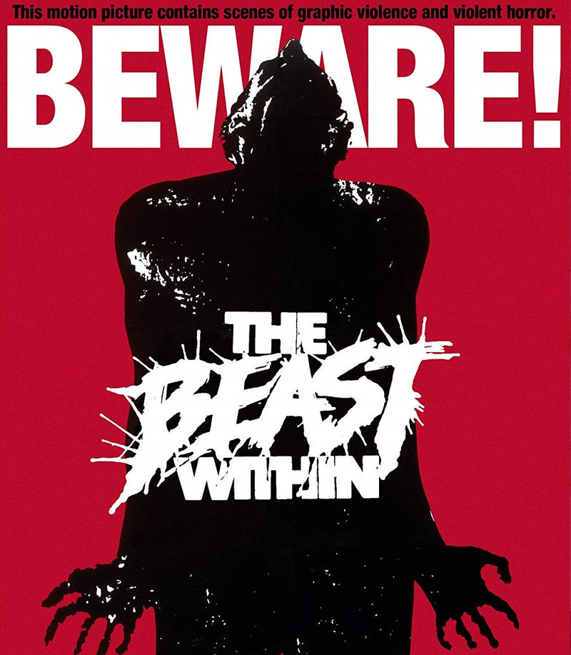 THE BEAST WITHIN BLU-RAY