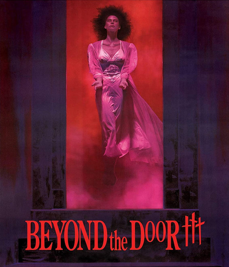 BEYOND THE DOOR III BLU-RAY/DVD