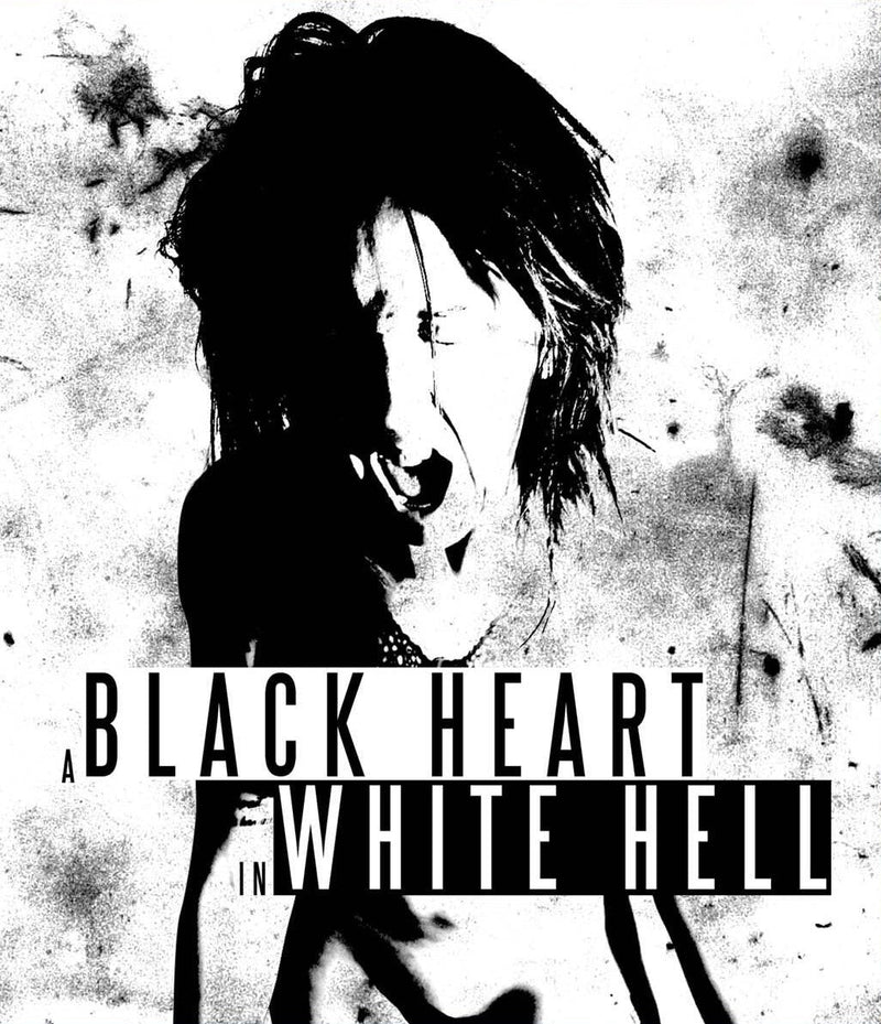 A BLACK HEART IN WHITE HELL BLU-RAY