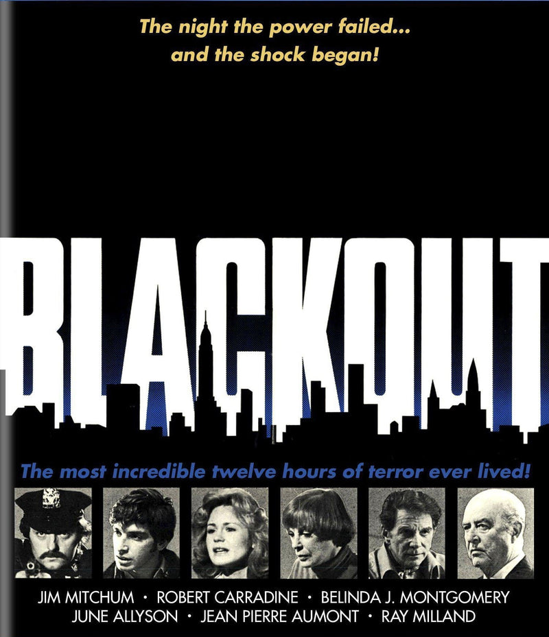 BLACKOUT BLU-RAY