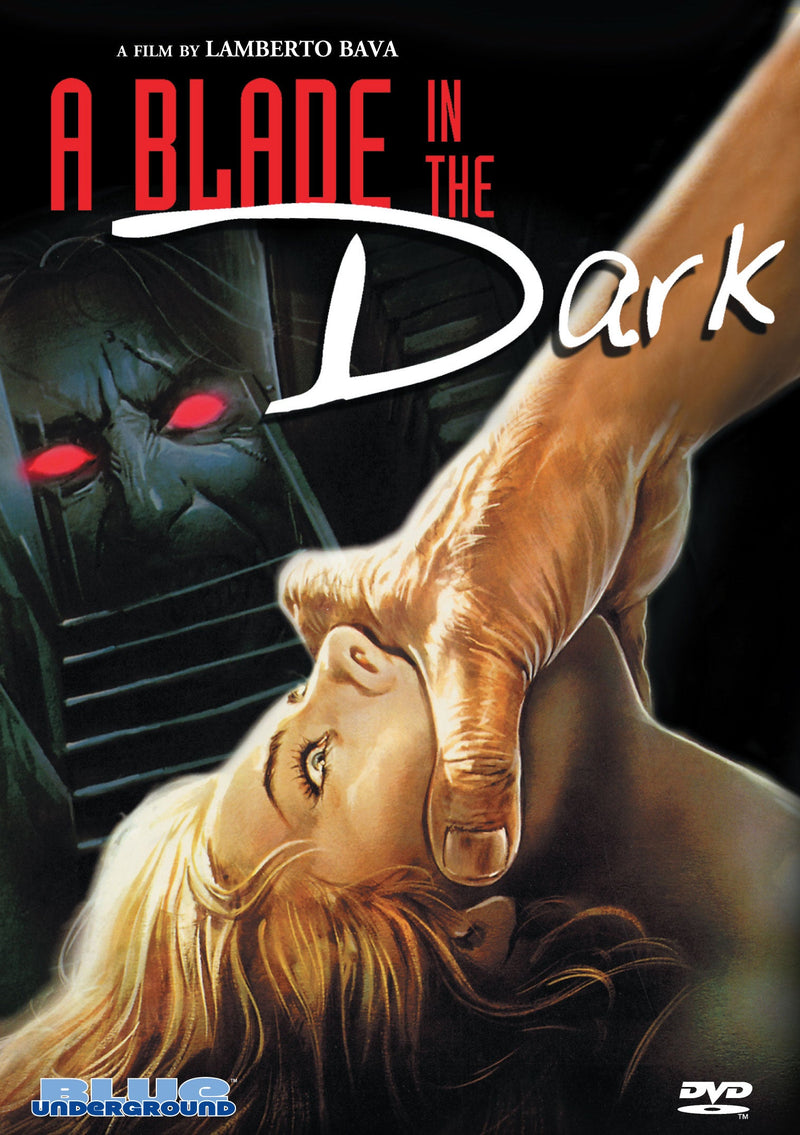 A BLADE IN THE DARK DVD