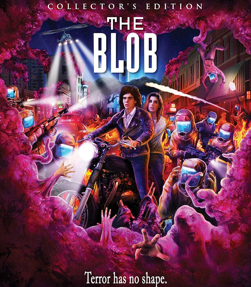 THE BLOB (COLLECTOR'S EDITION) BLU-RAY