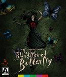 THE BLOODSTAINED BUTTERFLY BLU-RAY/DVD