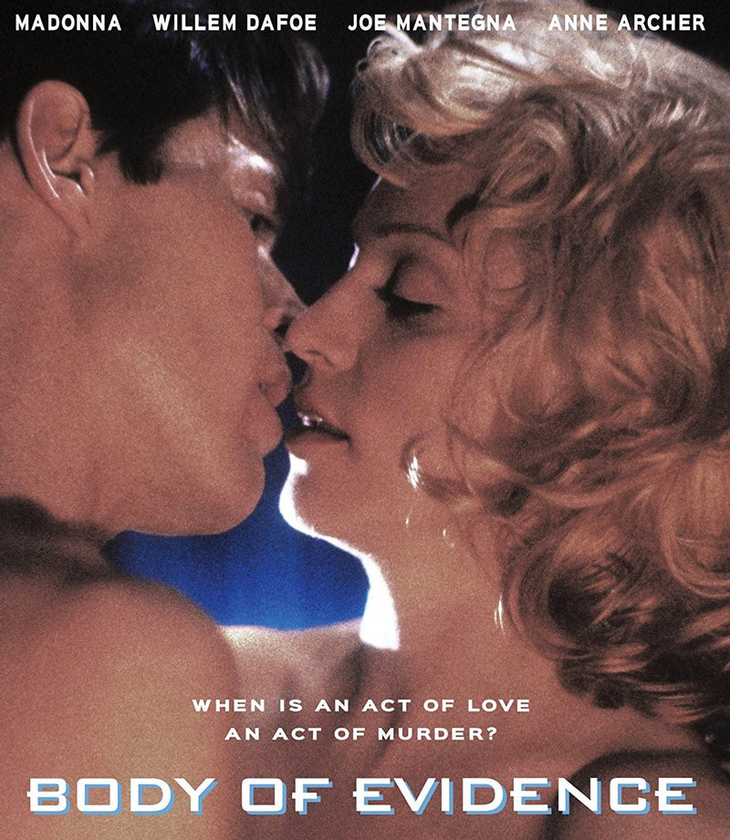 BODY OF EVIDENCE BLU-RAY