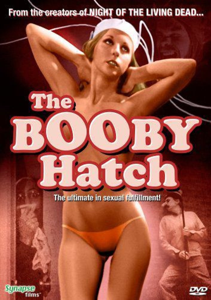 THE BOOBY HATCH DVD