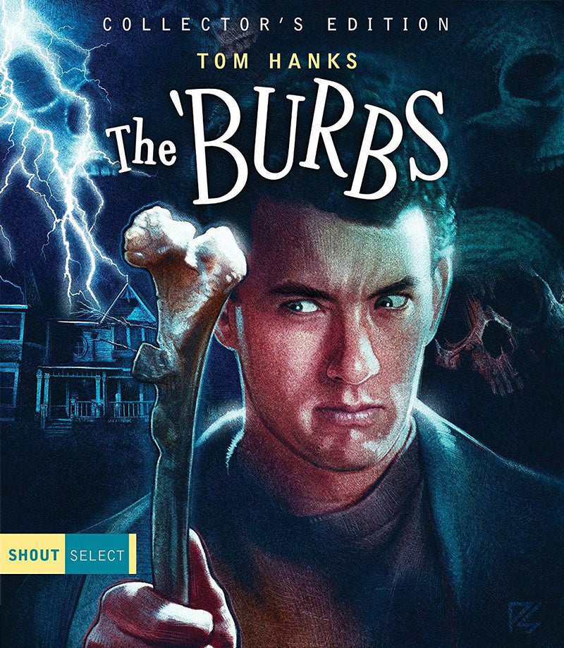 THE BURBS (COLLECTOR'S EDITION) BLU-RAY