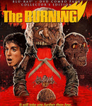 THE BURNING (COLLECTOR'S EDITION) BLU-RAY/DVD