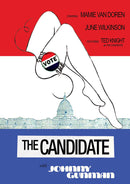 THE CANDIDATE / JOHNNY GUNMAN DVD