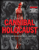 CANNIBAL HOLOCAUST BLU-RAY/CD