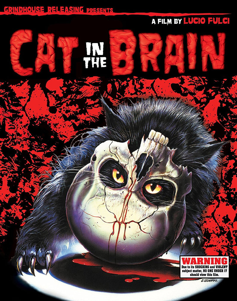 CAT IN THE BRAIN BLU-RAY/CD