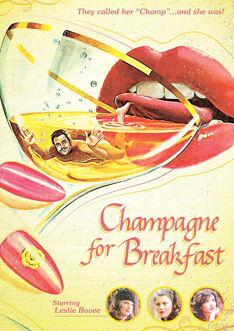 CHAMPAGNE FOR BREAKFAST DVD