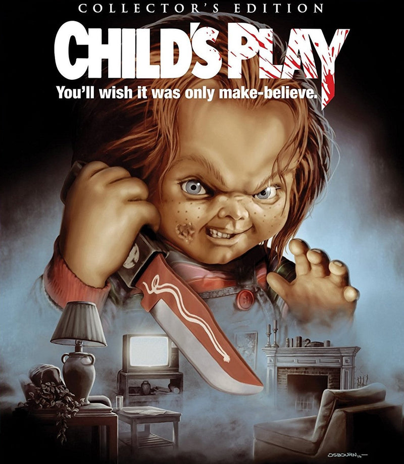 CHILD'S PLAY (COLLECTOR'S EDITION) BLU-RAY