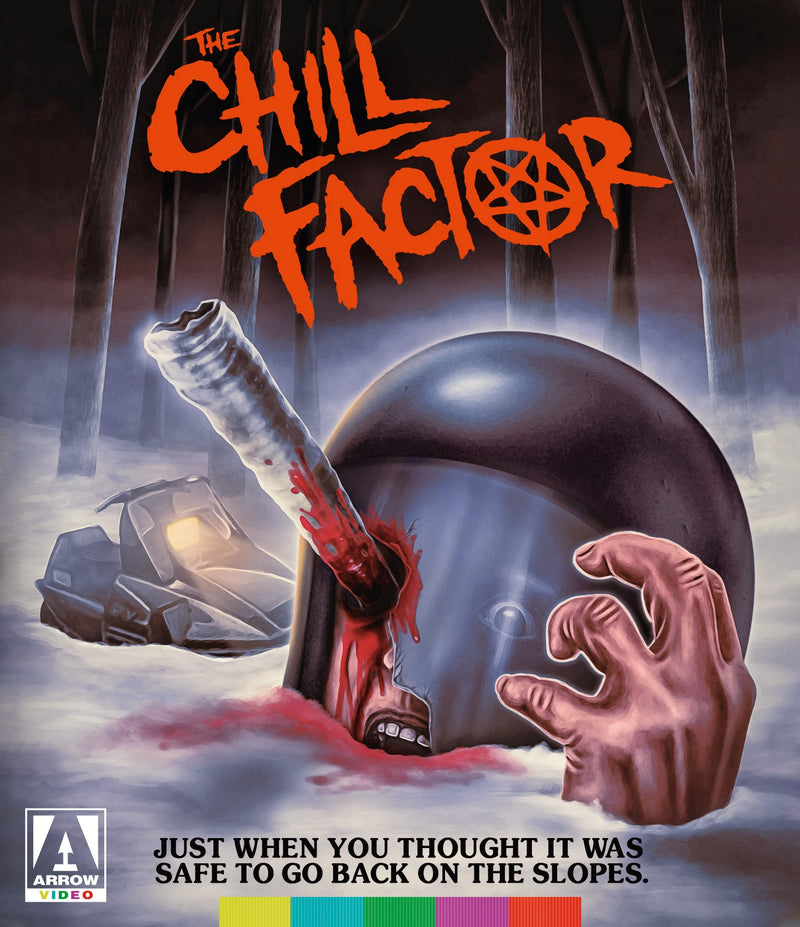 THE CHILL FACTOR BLU-RAY