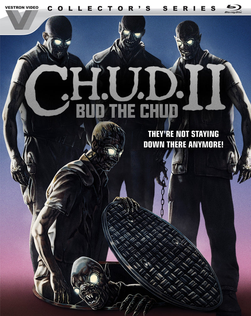 CHUD II: BUD THE CHUD BLU-RAY