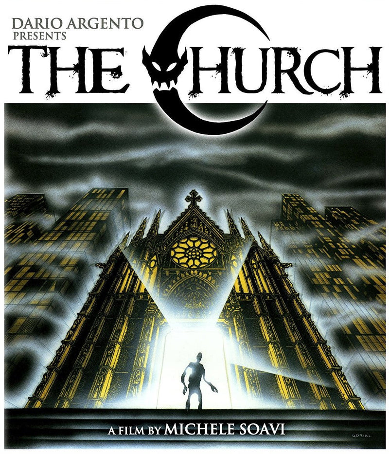 THE CHURCH (STANDARD EDITION) BLU-RAY