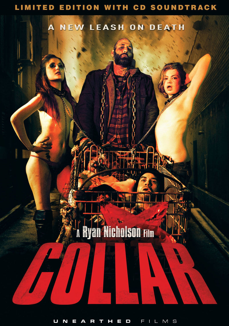 COLLAR (LIMITED EDITION) DVD/CD