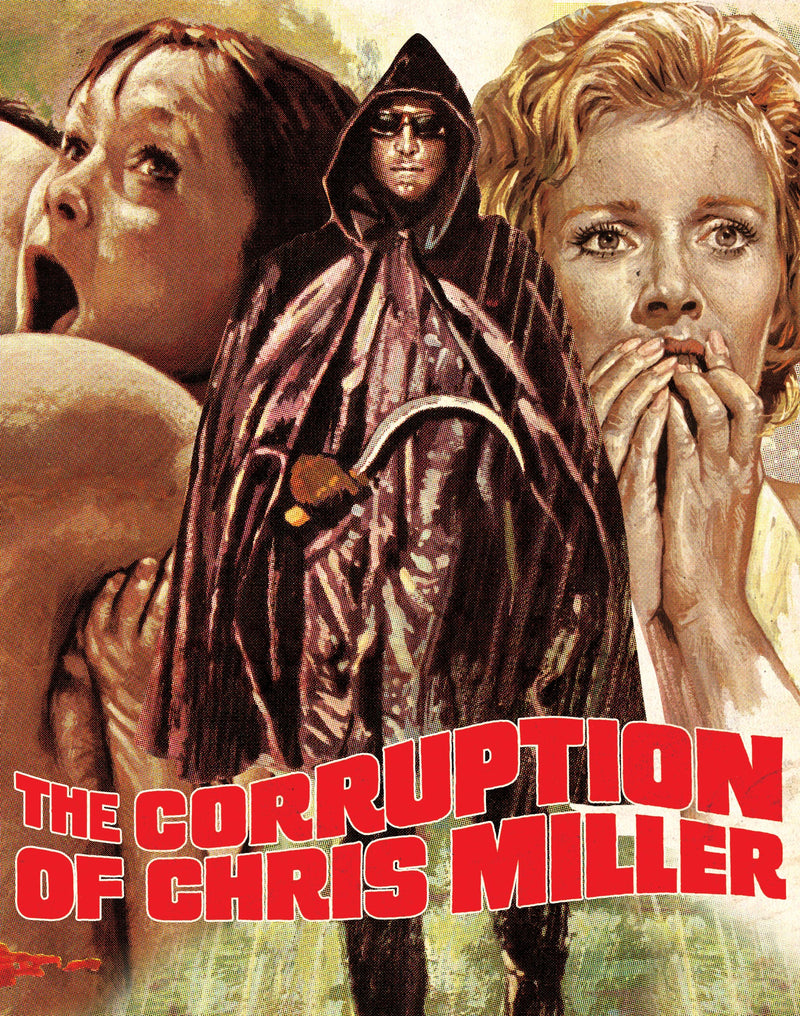 THE CORRUPTION OF CHRIS MILLER BLU-RAY/DVD