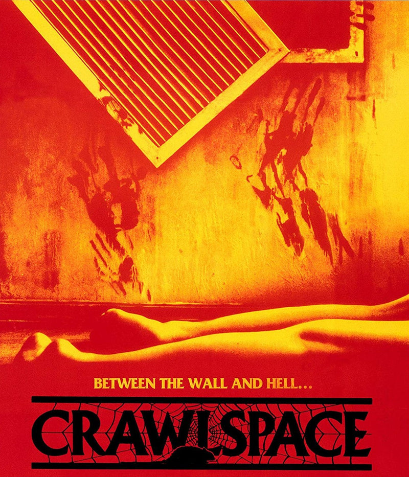 CRAWLSPACE BLU-RAY
