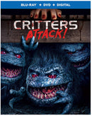 CRITTERS ATTACK BLU-RAY/DVD