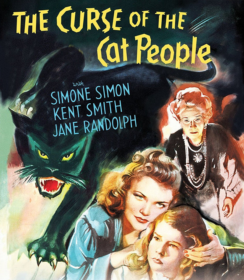THE CURSE OF THE CAT PEOPLE BLU-RAY