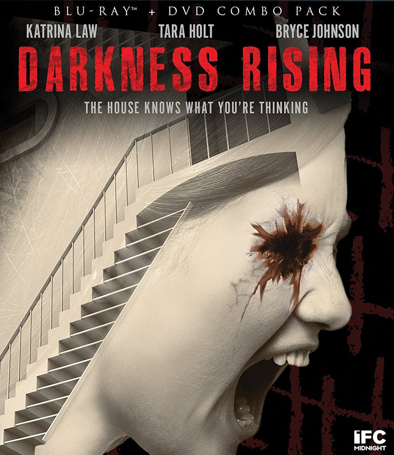 DARKNESS RISING BLU-RAY/DVD