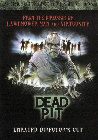 THE DEAD PIT (2-DISC SPECIAL EDITION) DVD