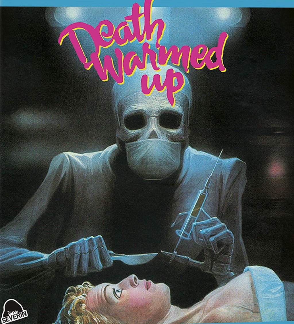 DEATH WARMED UP (STANDARD EDITION) BLU-RAY