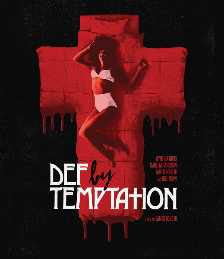 DEF BY TEMPTATION BLU-RAY/DVD