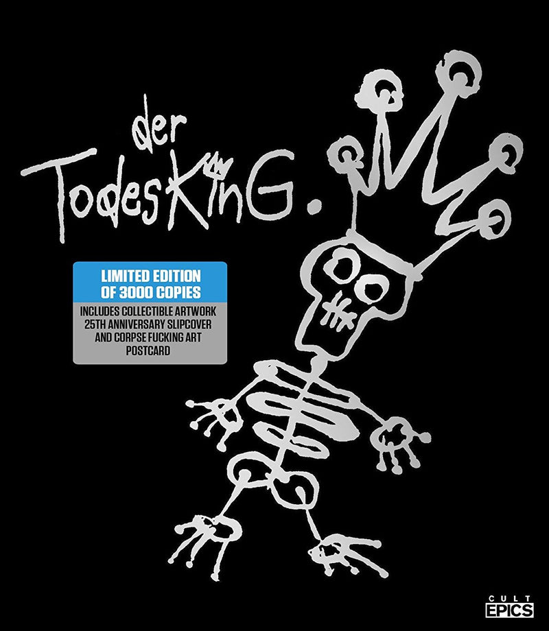 DER TODESKING (LIMITED EDITION) BLU-RAY
