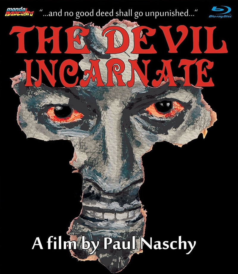 THE DEVIL INCARNATE BLU-RAY