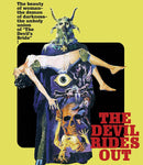 THE DEVIL RIDES OUT BLU-RAY