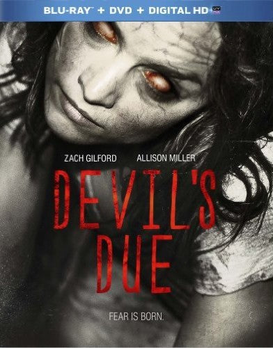 DEVIL'S DUE BLU-RAY/DVD