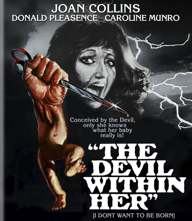 THE DEVIL WITHIN HER BLU-RAY