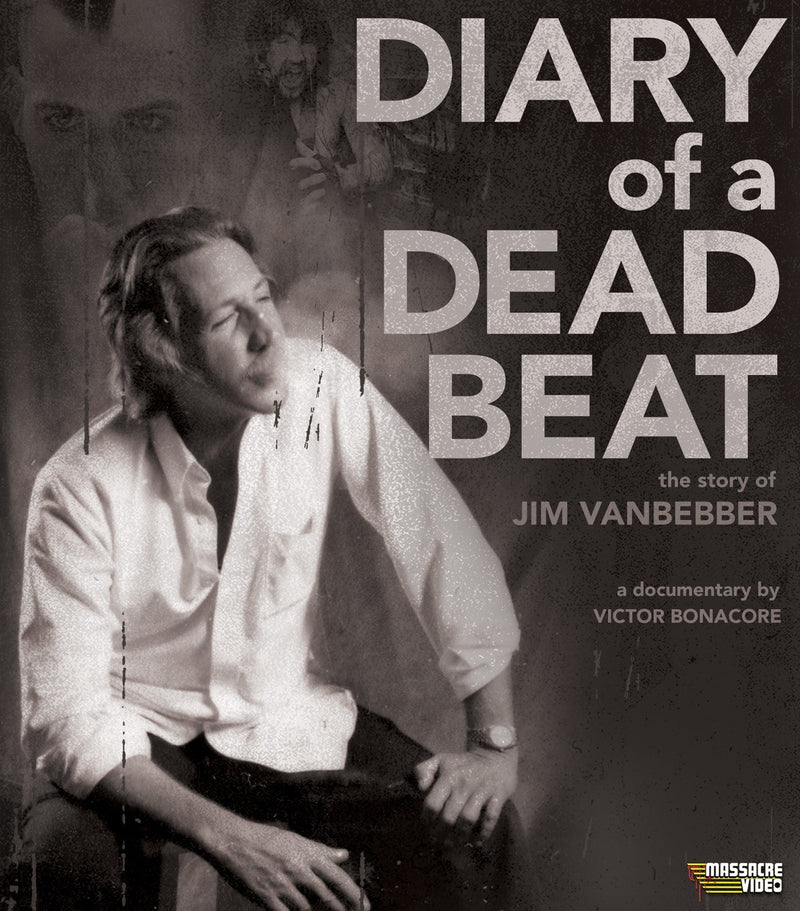 DIARY OF A DEADBEAT BLU-RAY/DVD