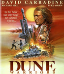 DUNE WARRIORS BLU-RAY