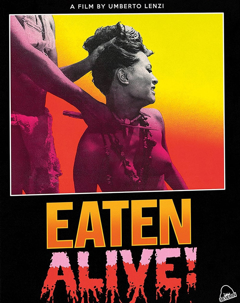 EATEN ALIVE (LIMITED EDITION) BLU-RAY