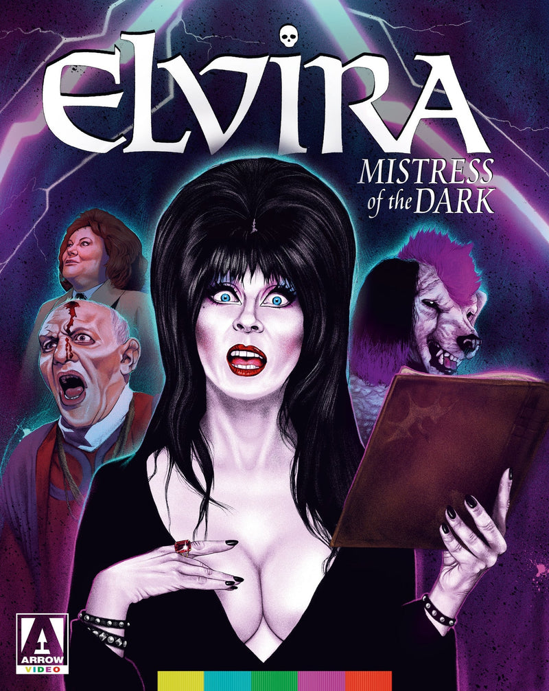 ELVIRA: MISTRESS OF THE DARK (ARROW VIDEO) BLU-RAY