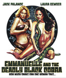 EMMANUELLE AND THE DEADLY BLACK COBRA BLU-RAY