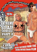 42ND STREET PETE'S EXTREME SLEAZE SHOWCASE PART 2 DVD