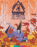 FEMALE PRISONER SCORPION: THE COMPLETE COLLECTION (STANDARD EDITION) BLU-RAY/DVD