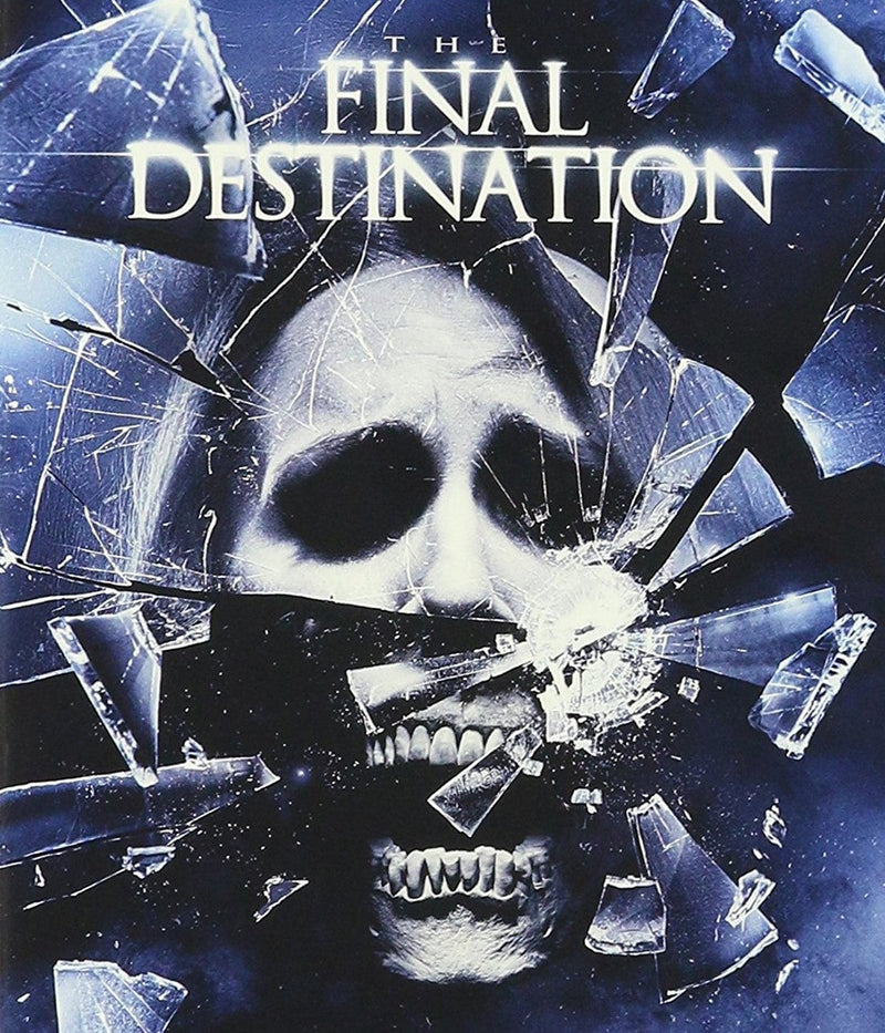 THE FINAL DESTINATION BLU-RAY