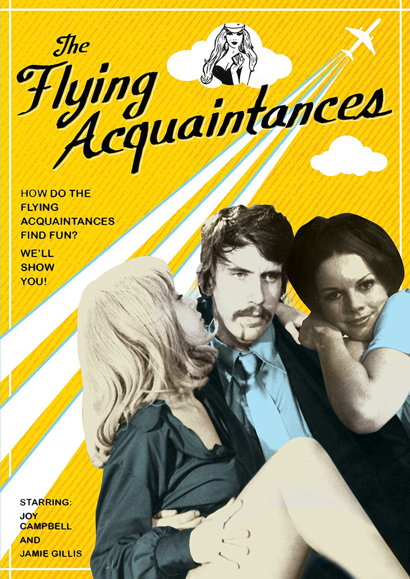 THE FLYING ACQUAINTANCES DVD