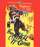 FROM HELL IT CAME BLU-RAY