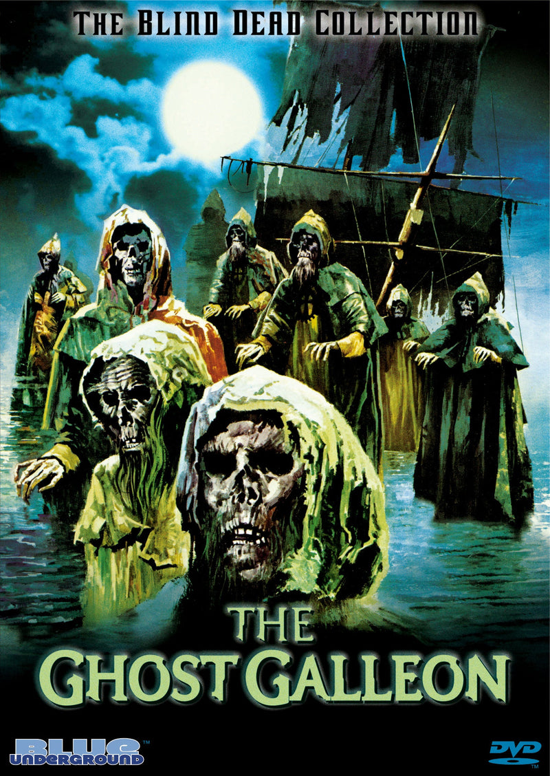 THE GHOST GALLEON DVD