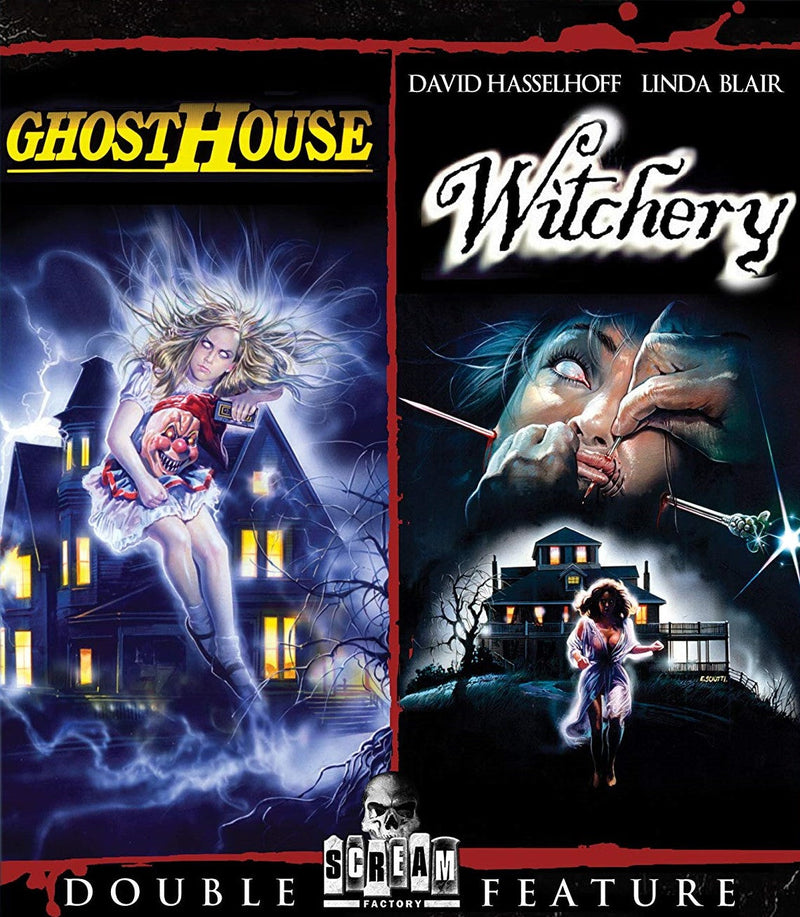 GHOSTHOUSE / WITCHERY BLU-RAY