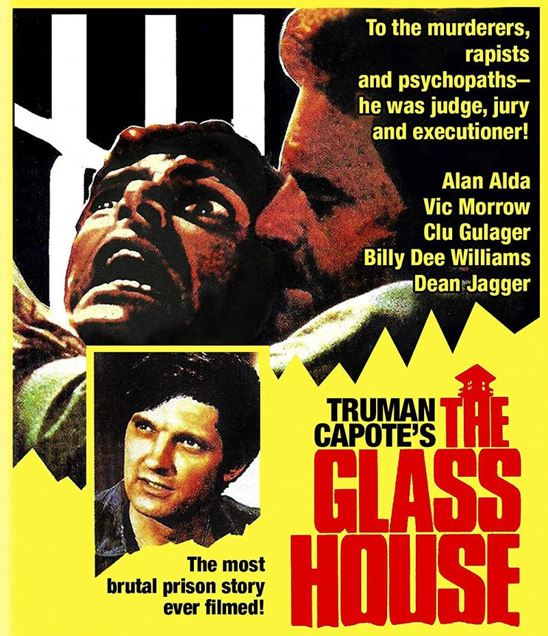 THE GLASS HOUSE BLU-RAY