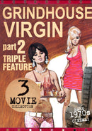 GRINDHOUSE VIRGIN PART 2 TRIPLE FEATURE DVD