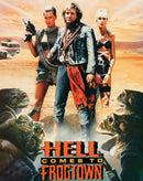 HELL COMES TO FROGTOWN BLU-RAY/DVD