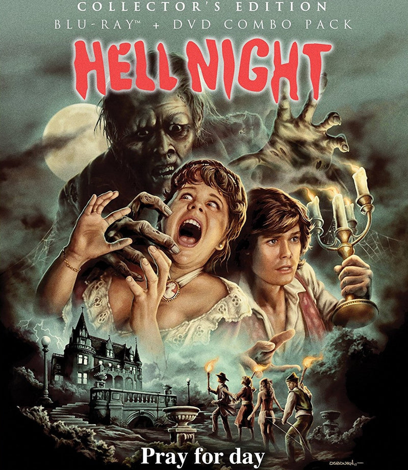 HELL NIGHT (COLLECTOR'S EDITION) BLU-RAY/DVD
