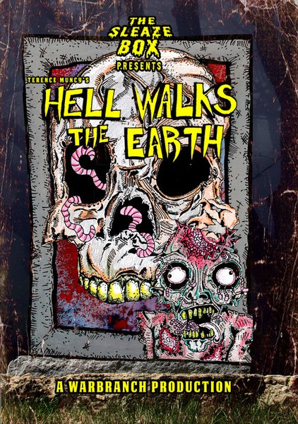 HELL WALKS THE EARTH DVD